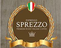 Sprezzo Espresso Coffee -Branding and Design