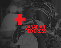 Canadian Red Cross - Digital Annual Report