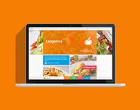 Restaurante Tangerina - Site