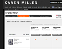 Karen Millen - Collect from Store