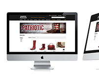 Page Banners for CountryOutfitter.com