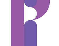 Purple Indigo logo design