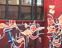 Brooklyn, NYC Murals – July 2014