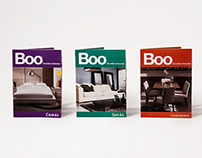 Boo: Product Display Brochure