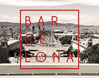 Stereoscopic Barcelona