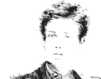 Arthur Rimbaud - illustration