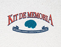 Alzheimer Kit de Memoria / Alzheimer Memory Kit