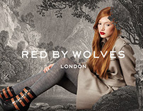 Red by Wolves Rebranding