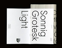 Sonnig Grotesk Light