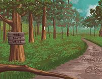 Appalachian Trail Graffiti