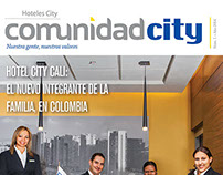 City Hotels magazine