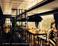 La Fábrica /restaurant&club/