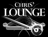 Chris' Lounge (8 Ball League) 2014