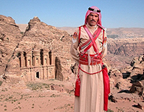 Tour In Petra ( One of The New 7 Wonders Of The World)