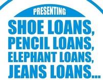 Promoting loans to entrepreneurs
