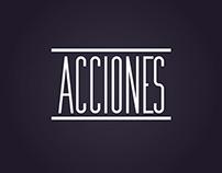 Acciones - BTL