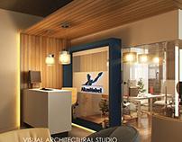 AKZONOBEL PAKISTAN, Designer: Kaswa Design