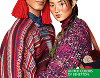 UNITED COLORS OF BENETTON fall 2016 editorials