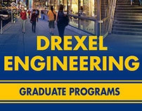 Drexel Engineering: Graduate Programs Brochure