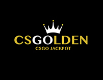 CSGOLDEN - LOGO