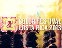 Holi One: Costa Rica 2013