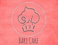 A logo for a CupCake brand.