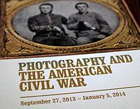 Exhibition Design: Photography & the American Civil War
