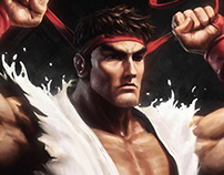 Ryu • Street Fighter Collab (Brazil)