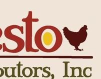 """Modesto Foods"" Logo"