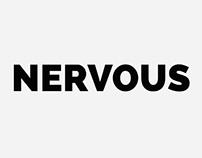 Nervous - Nuit Blanche 2014 Concept