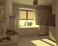 Old Kitchen - Lodz