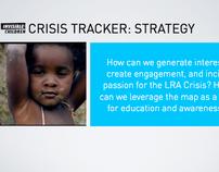 Invisible Children - LRA Crisis Tracker