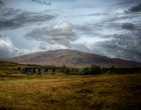 Rannoch :: Dubh Lochan