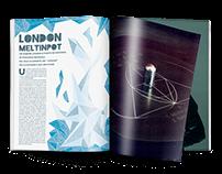 LONDON MELTINPOT Magazine Section