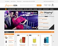 Fragrances USA Shopping Website