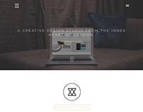 TRINITY - WordPress Responsive One Page Parallax