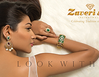 Diamond Jelewry for Zaveri&Co.