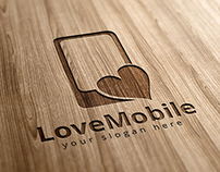 LoveMobile Logo