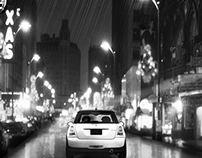 Test Drive a MINI: Neo-Noir Video and App