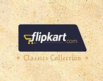 Flipkart - Classics Collection Bookmarks