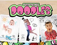 FuntasticFace Doodles
