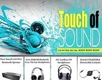 Audio (BRANDSMART USA): EMAIL