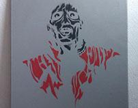 Stencil Michael Thriller