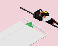 Editorial Illustration 2014 - Materiale d'importazione