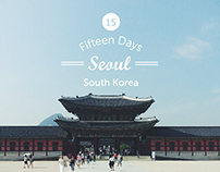 15 Days In South Korea