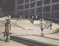 Austin vibes, skatepark