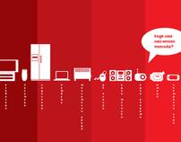 Technomarket Image campaign - Acrostic