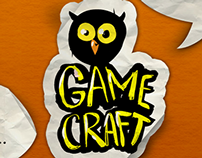 Game Craft - branding for a gamification startup