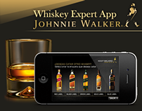 Johnnie Walker | Whiskey Expert App