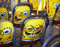 Сartoons buses
